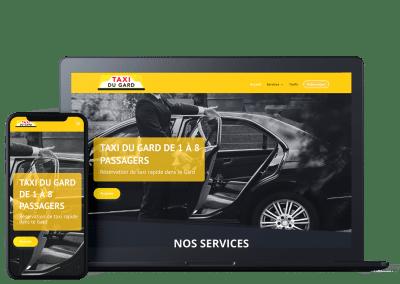 Projet – Taxi Du Gard